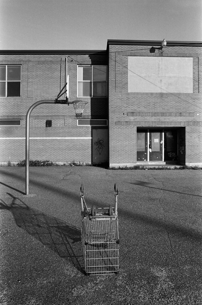 Shopping Cart - North Bay - Ontario